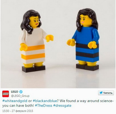 Опыт маркетинга от Lego